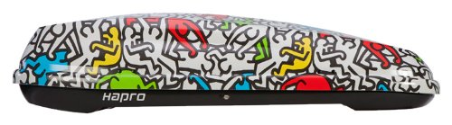 Hapro 24415 Carver 5.5 Keith Haring Dachbox Master-Fit