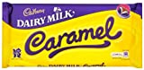 Cadbury Dairy Milk Caramel Bar 200 g (Pack of 7)