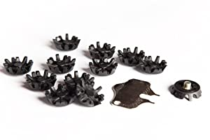 Oregon Mudders Replacement Soft Golf Spikes by Oregon Mudders