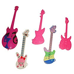 Imported 5 Assorted Musical Instrument for 29cm Barbie Dolls