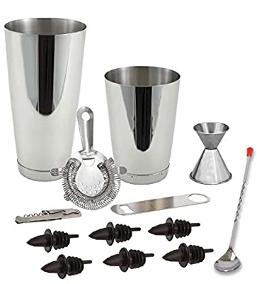 Cocktail Shaker Home Bar Set