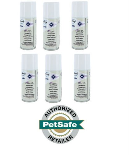 6 x PetSafe SssCat Refill 4.5oz Authorized Retailer by Safe Price (Ssscat Refill Can compare prices)