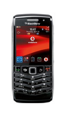 Blackberry 9105 Pearl 3G Black