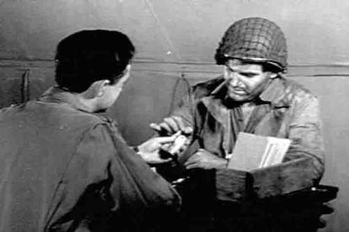 Historic WWII Shell Shock Film: Military Psychology & War Combat Stress Reaction for Soldiers