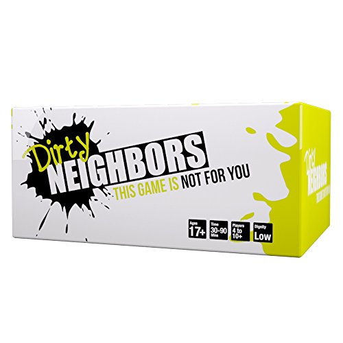 Dirty Neighbors - This Game is Not For You (Word Board Games For Adults compare prices)