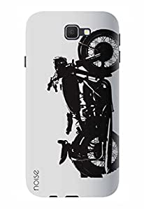 Noise Designer Printed Case / Cover for Samsung Galaxy J5 Prime / Automobiles / Bike Design