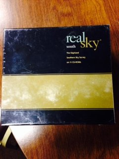 Real Sky The Palomar Observatory Sky Survey On 9 Cd-Roms Windows Macintosh O/S, Unix And Vms