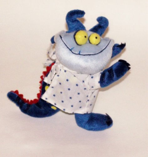 Protonix Bean Bag Dino-bug in Hospital Gown - Buy Protonix Bean Bag Dino-bug in Hospital Gown - Purchase Protonix Bean Bag Dino-bug in Hospital Gown (Protonix I.V., Toys & Games,Categories,Stuffed Animals & Toys,More Stuffed Toys,Figures)