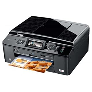 Brother MFCJ825DW - Impresora Multifunción Inyección D