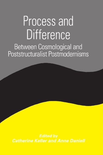 Process and Difference: Between Cosmological and Poststructuralist Postmodernisms (Suny Series in Constructive Postmoder