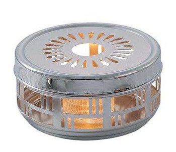 Discover Bargain bredemeijer Ceylon Tea Warmer, Stainless Steel Glossy Finish