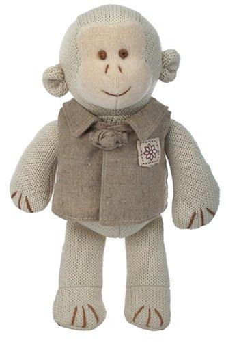 Organic Knit Monkey