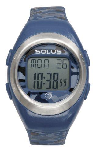 Bernex SL-800-103 - Reloj digital unisex de plástico Resistente al agua