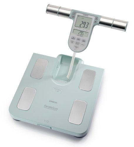 Omron BF511 Turquoise Family Body Composition Monitor