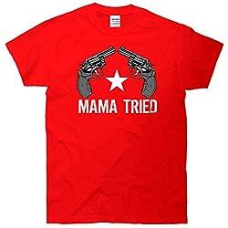Mama Tried Gun Rights Logo T-Shirt