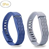 Mertry Replacement Bands With Metal Clasps For Fitbit Flex / Wireless Activity Bracelet Sport Wristband / Fitbit...