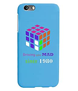 KolorEdge Back Cover For Huawei Honor 4X - Sky Blue (1341-Ke15118Honor4XSBlue3D)