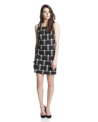 JB by Julie Brown Women's Leah A-Line Shift Dress