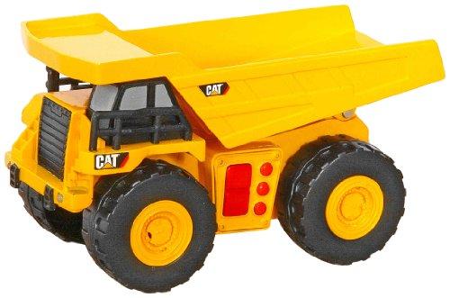 CAT Crew Leader Dump Truck