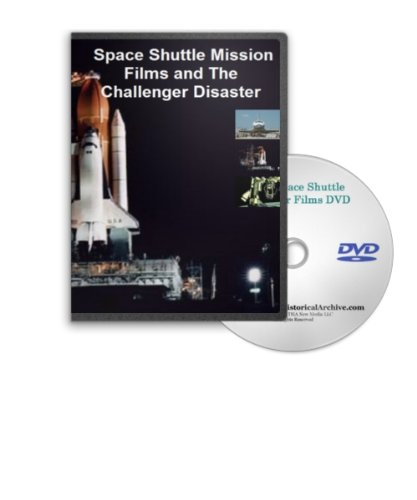 NASA Space Shuttle Mission Films and the Challenger Disaster DVD