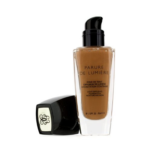 ゲラン Parure De Lumiere Light Diffusing Fluid Foundation SPF 25 # 25 Dore Fonce 30ml 1oz並行輸入品