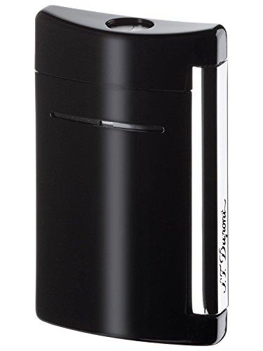 briquet-st-dupont-minijet-noir-brillant