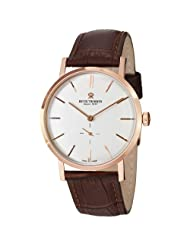 Revue Thommen Classic Men's Rose Gold-tone Mechanical Watch 17090.3562