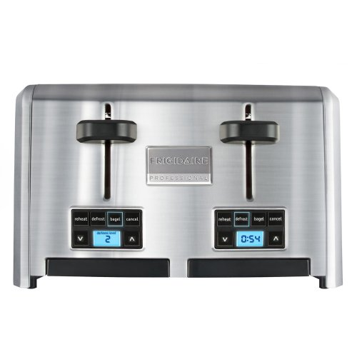 Frigidaire Professional Stainless 4-Slice Wide Slots Toaster (Frigidaire Toaster compare prices)
