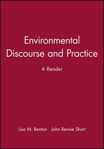 ENVIRON DISCOURSE   PRACTICE: A Reader