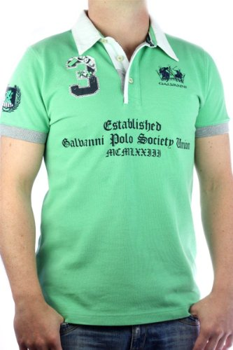 Galvanni Polo Mens Polo-Shirt