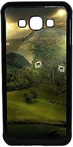FCS Printed 2D Designer Hard Back Case For Samsung Galaxy A8 Design-10309