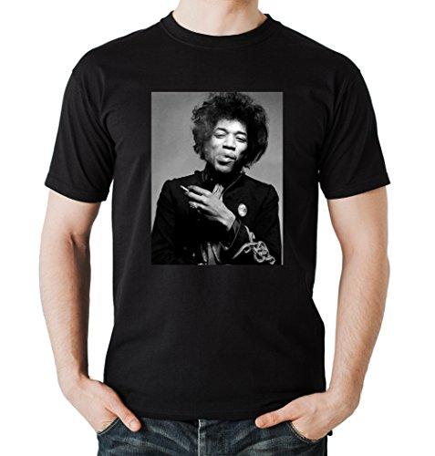 hendrix-smoking-t-shirt-noir-m