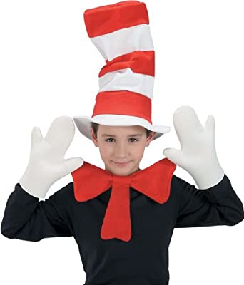 Cat in the Hat Child Accessory Set