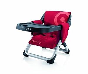 Concord - Trona, color rojo (LI0942BS) - BebeHogar.com