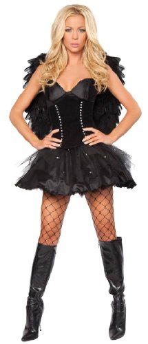 Roma Costume Women's Dark Angel Costume
