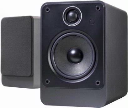 Q2020I Pair of Bookshelf Speakers in Graphite