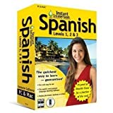 Product B0058CSS54 - Product title Instant Immersion Spanish Levels 1 2 &amp; 3 V2