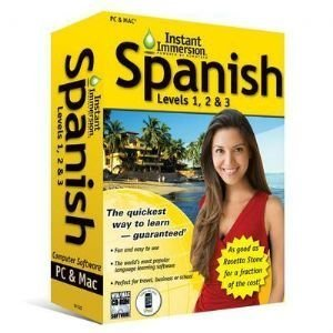 New-Spanish Levels 1 2 & 3 V2 - TOPCD8112MW