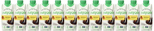 nutpods Dairy-free Coffee Creamer, 4-pack (Unsweetened Original ...