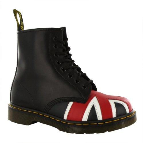 Dr.Martens Union Jack 8417z Black Mens Boots