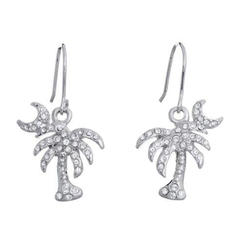 Annaleece Crystal Palmetto Earrings