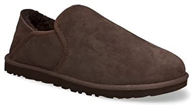 UGG Australia Men's Kenton Slippers Chestnut Size 11
