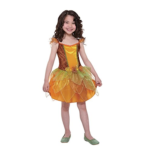 Totally Ghoul Autumn Fairy Costume, Size: Medium