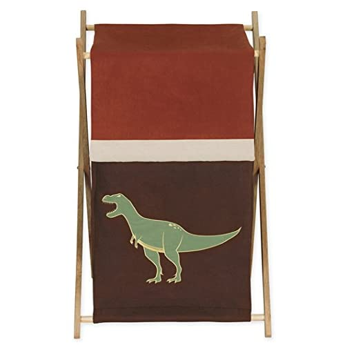 Baby and Kids Clothes Laundry Hamper for Sweet Jojo Designs for Dinosaur Bedding
