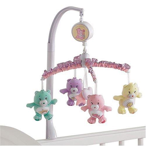 Care Bear Baby Crib Musical Mobile - 1