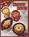 Crockery Cooking (0832605514) by Culinary Arts Institute