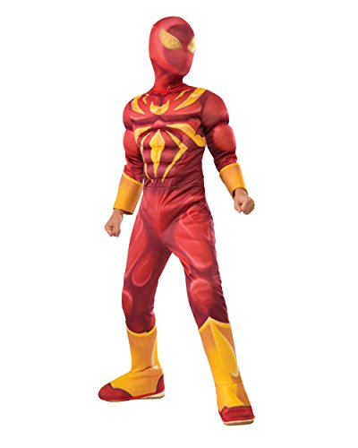 Rubie's Costume Spider-Man Ultimate Deluxe Child Iron Spider Deluxe Child Costume