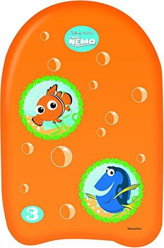 Bestway Alla ricerca di Nemo - Tavoletta da nuoto per bambini, Arancione (arancione), H35, W45, D3cm