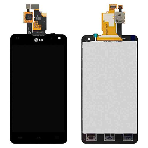 Lcd For Lg E970, E971 Optimus G, E973 Optimus G, E975 Optimus G, E976 Optimus G, E977 Optimus G, E987 Optimus G, F180K, F180L, F180S, Ls970 Optimus G Cell Phones, (Black, With Touchscreen)