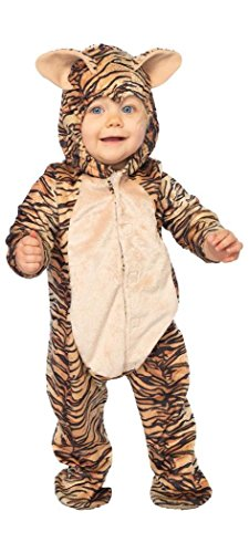 Leg Avenue Baby-boys Little Tiger Stripes Costume